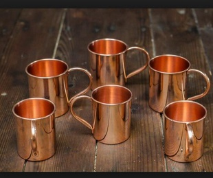 Copper Cup, Moscow mule