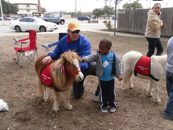 Austin Photo Set: News_Jessica Pages_minis and friends_mini horses_Dec 2011_4