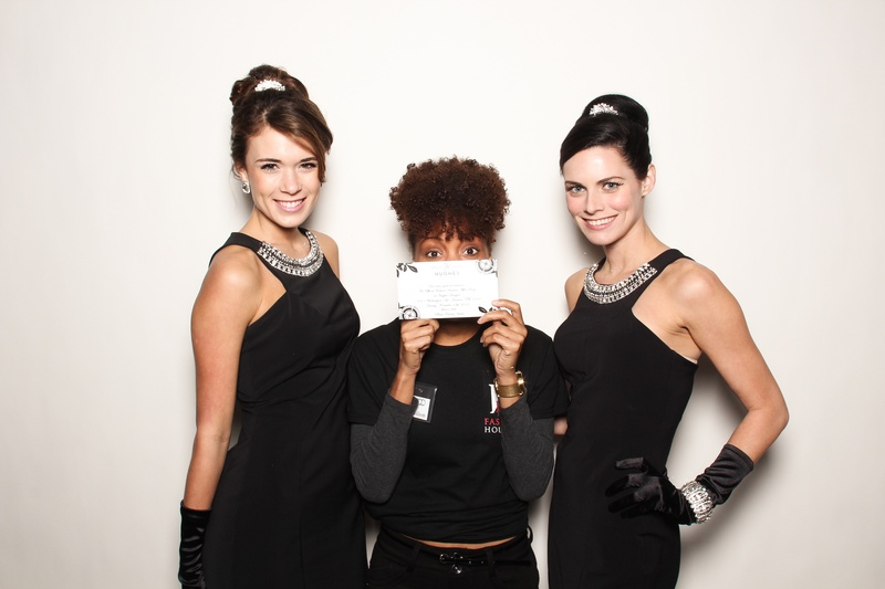 1, Fashion Houston, Day 2, Smilebooth, November 2012