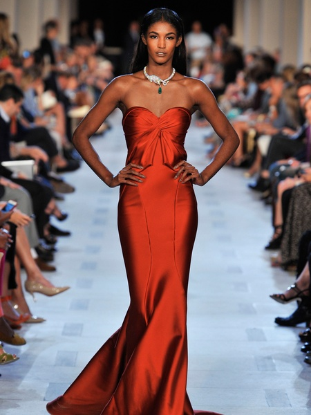 027, Clifford, Fashion Week spring 2013, Zac Posen, September 2012