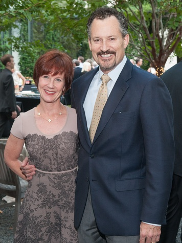 Beacon Fundraiser, October 2012, Bess Wareing, Matt Wareing