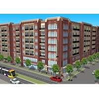 Alexan Midtown apartment complex rendering November 2013