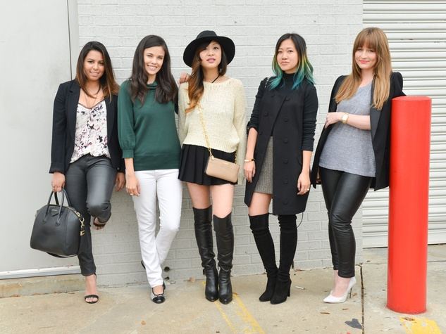 Bloggers at CM Pop Up