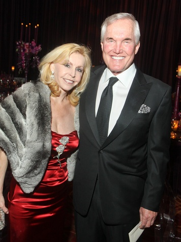 News_Houston Ballet Ball_February 2012_Suzanne Byram_John Byram