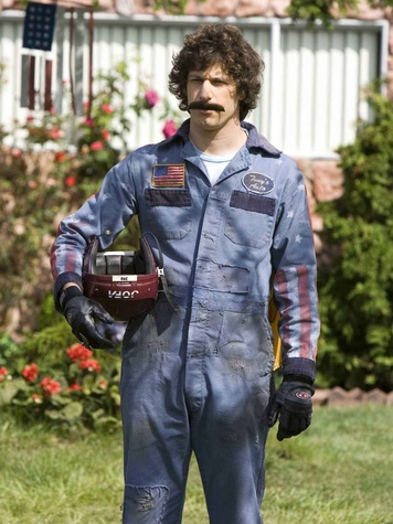 Andy Samberg in Hot Rod movie