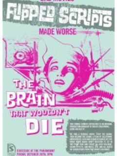 Austin Photo_Events_The Brain That Wouldn't Die_Poster