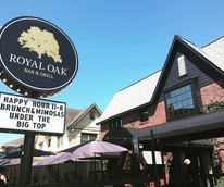 Royal Oak exterior