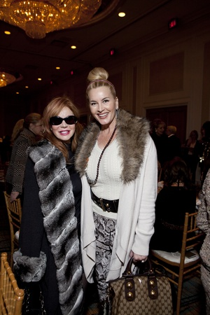 Child Advocates Angels of Hope luncheon, December 2012, Cindi Rose, Kimberly DeLape