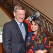 20 Neal Hamil and Ruchi Mukherjee at the Third International Mothers Day Soiree Kick-off March 2015