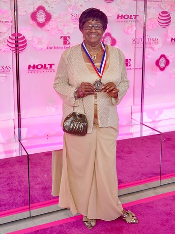 Texas Medal of Arts Awards Ann Williams