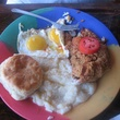 News_Breakfast Klub_grits_fried catfish
