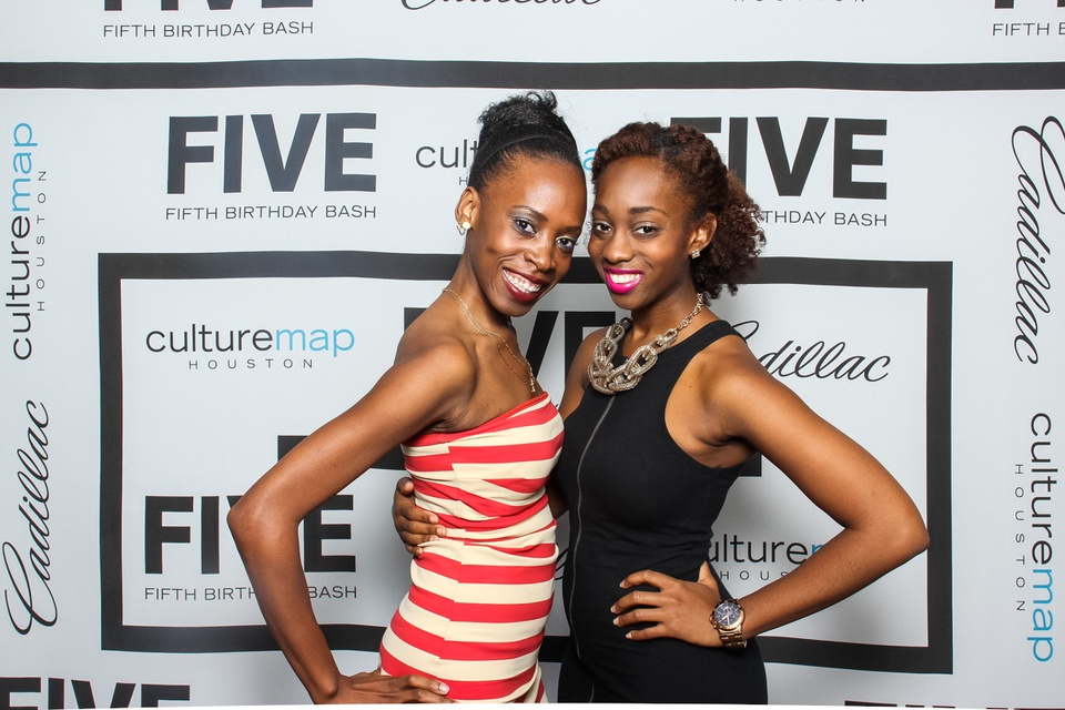 16 Smilebooth CultureMap Fifth Birthday Bash October 2014