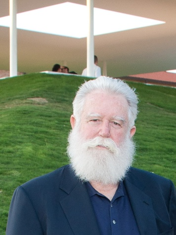 James Turrell, Skyscape, May 2012