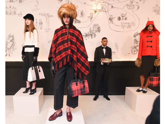 Clifford New York Fashion Week fall 2015 Kate Spade March 2015 1389951