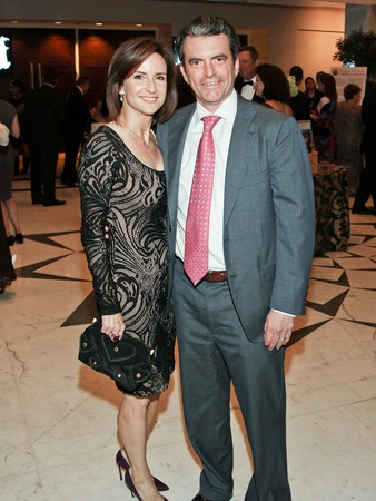 Medical Bridges gala, October 2012, Dolly Thomas, Jeff Thomas