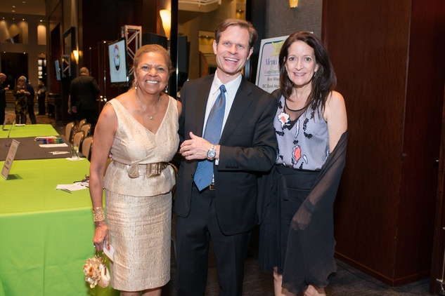 News, Shelby, Memorial Hermann Under the Boardwalk, Nov. 2015, Yvonne Cormier, John and Karen Baerenstecher