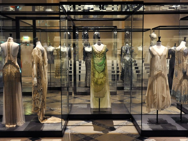 Paris Haute Couture exhibit at the Hotel de Ville June 2013