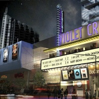 Austin Photo: Places_movies+film_violet crown cinema_exterior