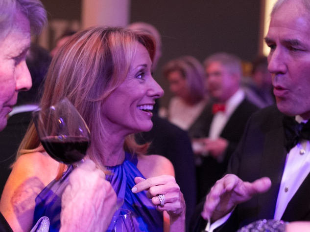Blanton Art Museum Off The Wall Gala 2015 Guests