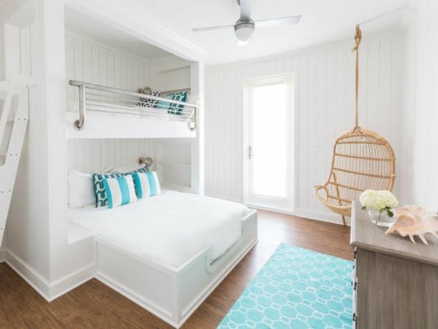 Interior Design Laura Umansky Crystal Beach Beach House March 2015
