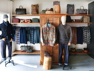 Stag menswear store in Dallas