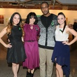 Danielle Georgiou, Sarah Dye, Nanci Mendoza, Gabriel King, art for advocacy