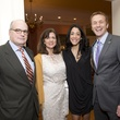 595 Dr. Steve Bynon and Nancy Bynon, from left, and Laura Ann and Dr. Mark Hobeika at the Living Bank Gala October 2014
