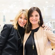 Katie Scott and Elizabeth More at Katie Design trunk show at Neiman Marcus