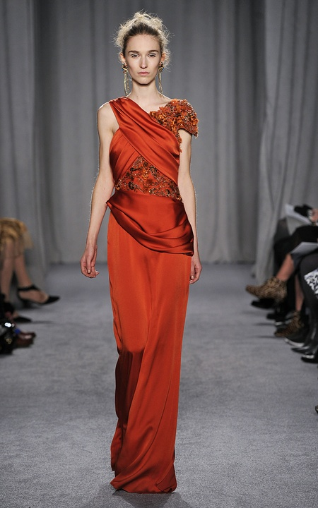 Marchesa look 32 fall 2014 collection