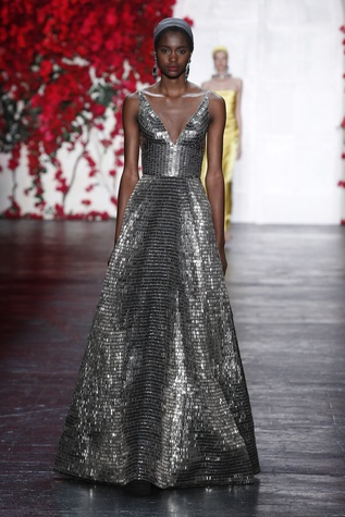 Naeem Khan spring summer 2016 collection look 25