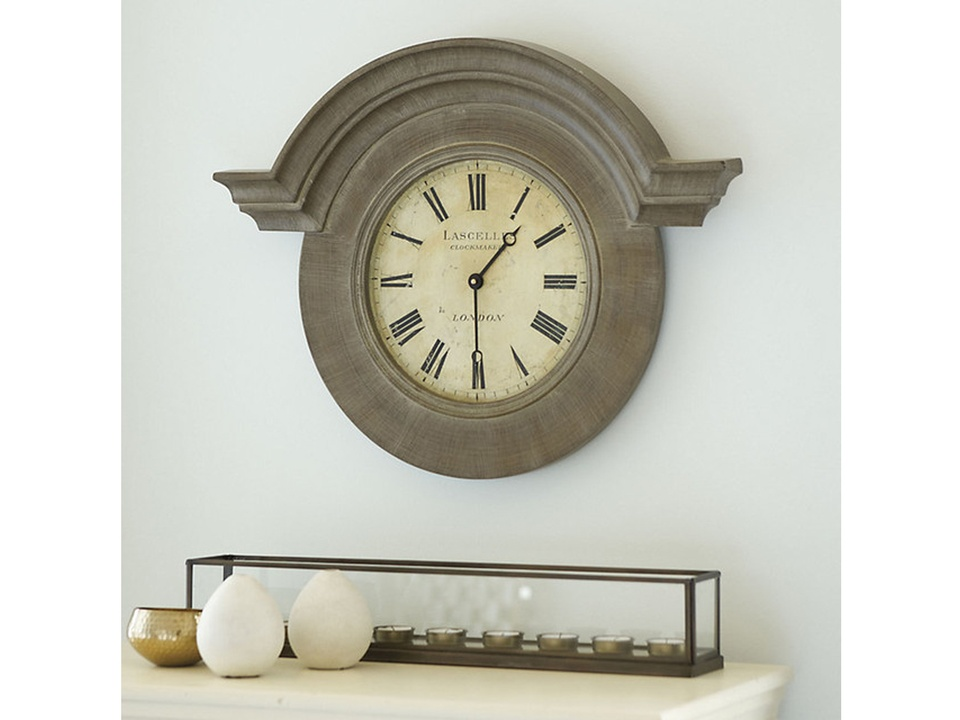 Ballard Chateau wall clock