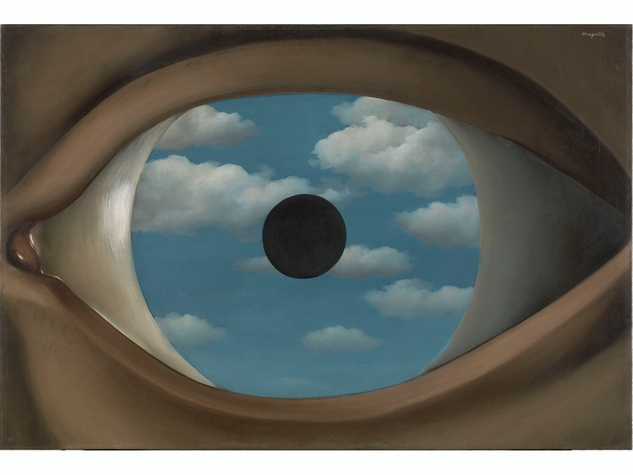 The Menil Magritte The Mystery of the Ordinary February 2014 False Mirror