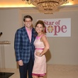 Stephen Lewis and Allison Triarsi Lewis at the Star of Hope Celebrity Fashion Show May 2014