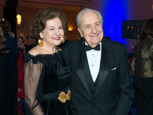 6 Joann and Bill Crassas at the Moores School Gala March 2015