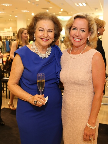 215, Dress for Dinner event, March 2013, Joann Crassas, Rosemary Schatzman