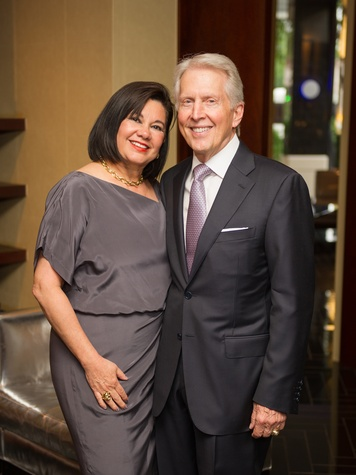 Candy and David Eller at the Arthritis Foundation Award party May 2014
