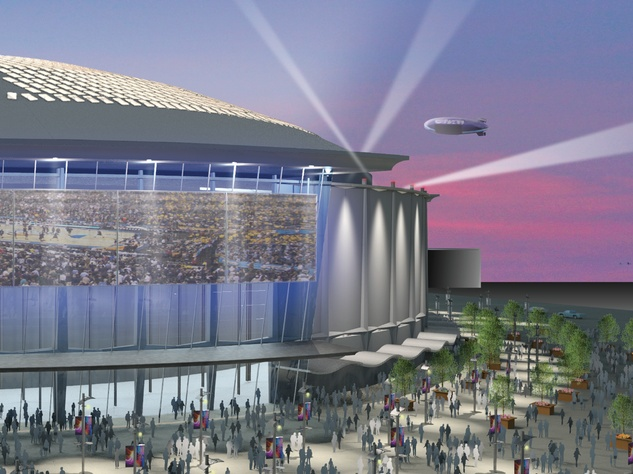 Astrodome the New Dome Experience recommendation Harris County Sports and Convention Corporation