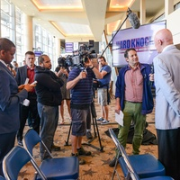 News, Shelby, Houston Texans, Hard Knocks press conference, May 2015