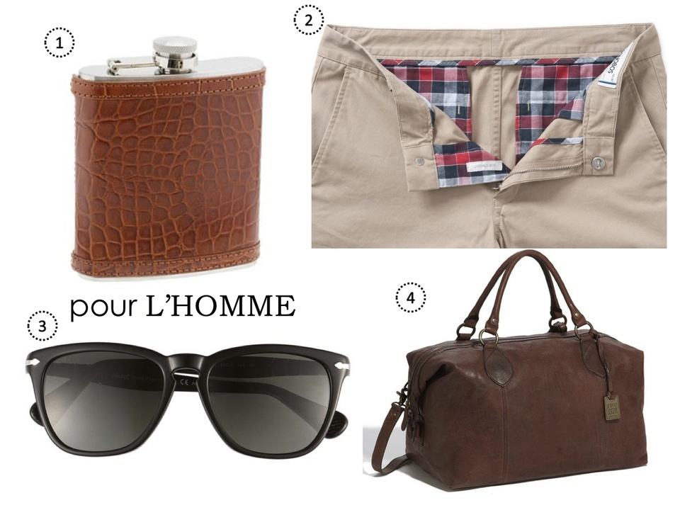 Lindley, Gift Guide, pour L'Homme, for him, November 2012