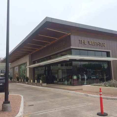 The Webster Houston Galleria exterior