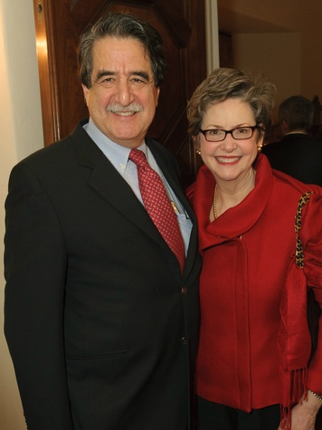 John Cuellar, Susan Cuellar, Vday at the arboretum