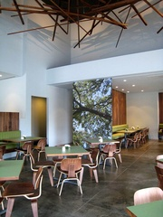 Canopy Places Food Interior Day Sandwich Fruit