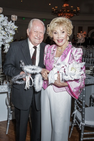 Houston, Mission of Yahweh Gala, May 2015, Joanne King Herring and Bud Hagner