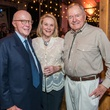 19 Gerald Hines, from left, with Anne and Charles Duncan at the Nature Conservancy 50th anniversary October 2014