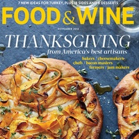 Food & Wine November 2014 Texas top 20