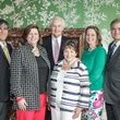 News, Shelby, Men of Distinction luncheon, May 2015, Patrick Riley, Beth St. Raymond, John Riley, Diane Riley, Lizabeth Riley, Thomas Riley