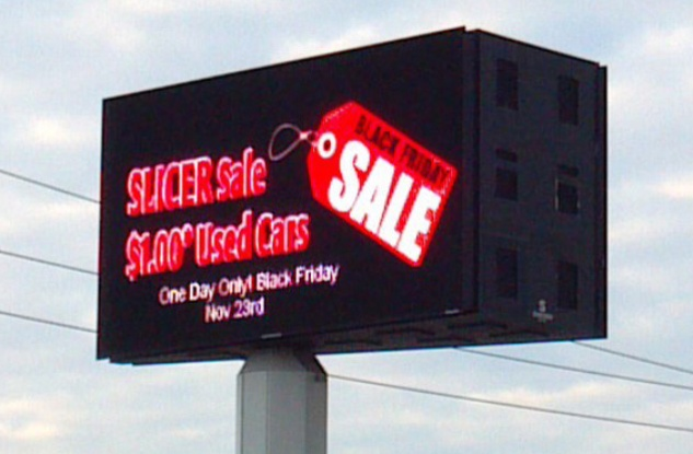 Slicer Sale at Sterling McCall Toyota