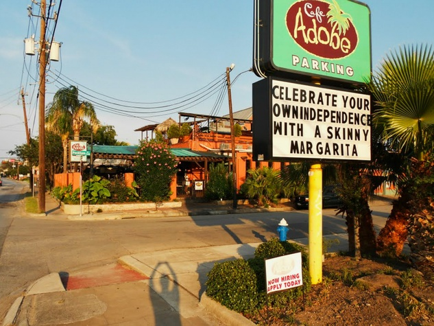 Cafe Adobe Mexican cafe and restaurant Houston
