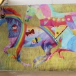 MD Anderson_mural_art_circus