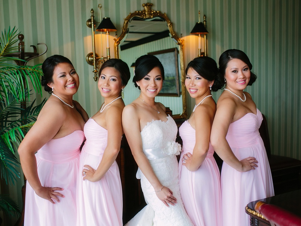 7 Wonderful Weddings Thai & Hoa February 2014